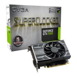 EVGA GeForce GTX 1050 2GB SC Gaming