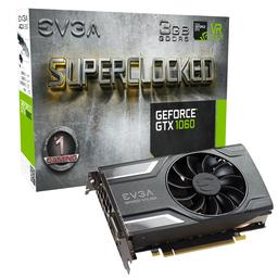 EVGA GeForce GTX 1060 3GB SC Gaming