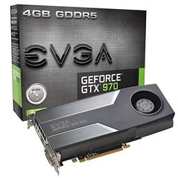 EVGA GeForce GTX 970 4GB GeForce 900 Series