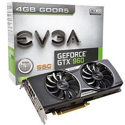 EVGA GeForce GTX 960 4GB GeForce 900 Series