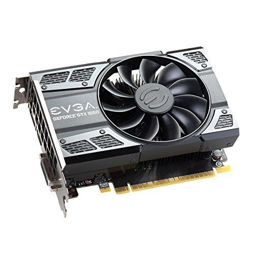 EVGA GeForce GTX 1050 Ti 4GB SC Gaming