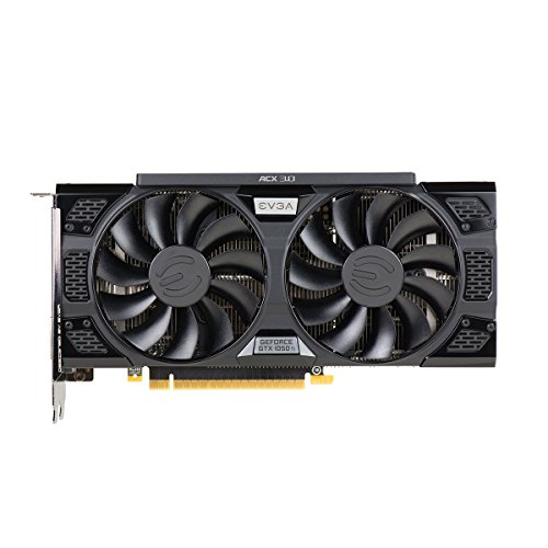 EVGA GeForce GTX 1050 Ti 4GB SSC Gaming