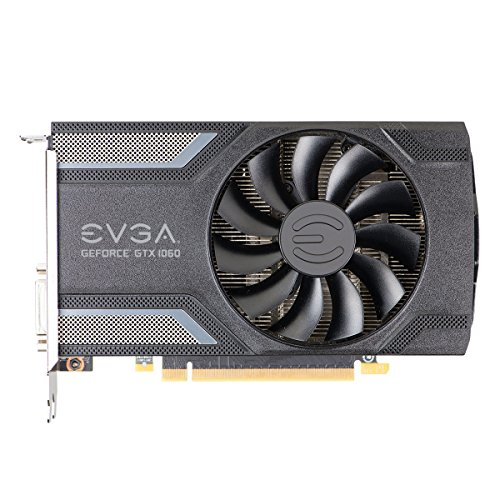 Placa de vídeo EVGA GeForce GTX 1060 6GB 6GB SC GAMING