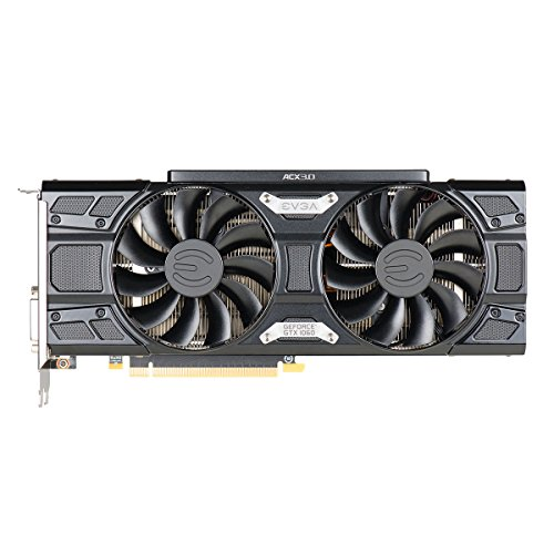 EVGA GeForce GTX 1060 6GB FTW DT Gaming