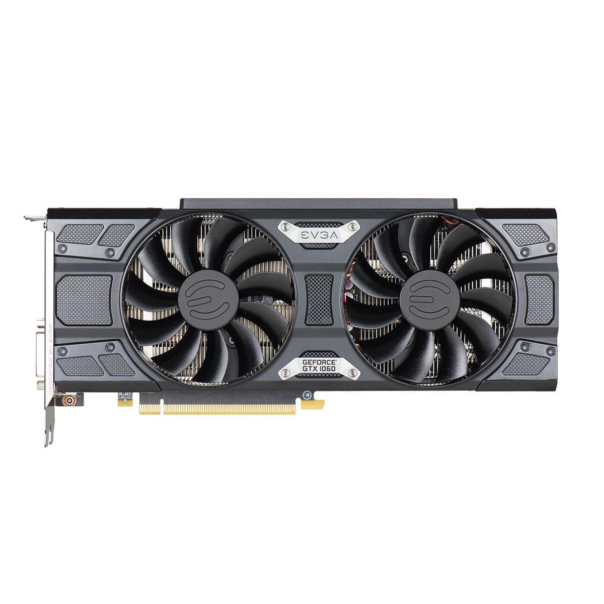 EVGA GeForce GTX 1060 6GB SSC Gaming