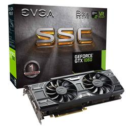 EVGA GeForce GTX 1060 6GB SSC Gaming