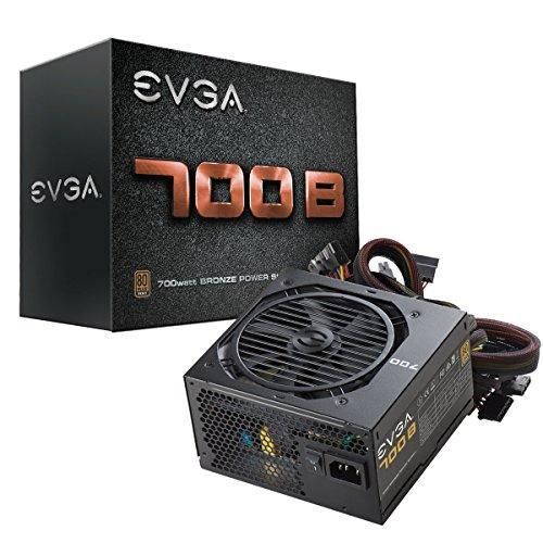 EVGA 100-B1-0700-K1 700W Certificado 80+ Bronze  ATX12V