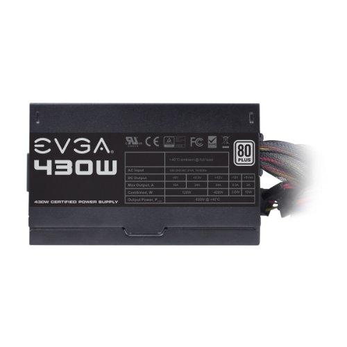 EVGA 100-W1-0430-KR 430W Certificado 80+  ATX12V / EPS12V