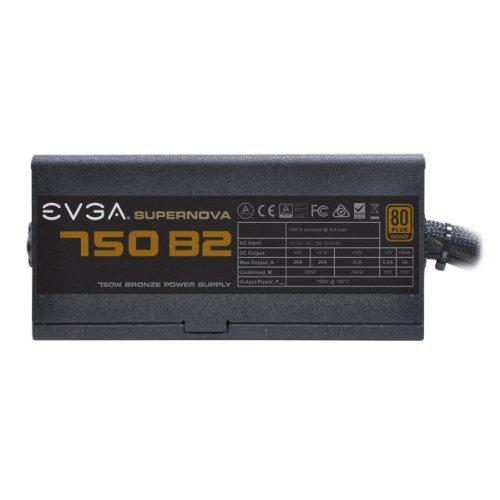 EVGA 110-B2-0750-VR 750W Certificado 80+ Bronze  ATX12V / EPS12V