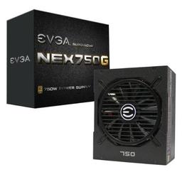 EVGA 120-G1-0750-XR 750W Certificado 80+ Gold Full-Modular ATX12V / EPS12V