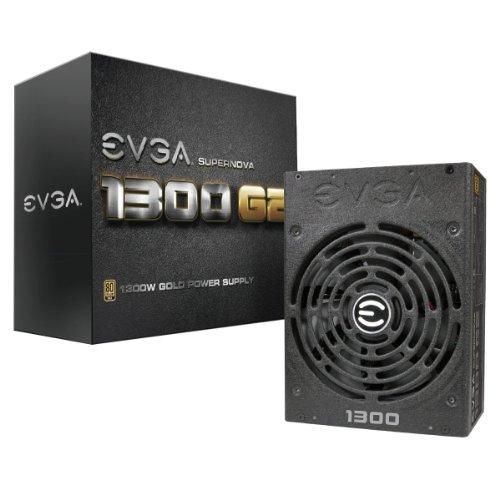 EVGA 1300W 80 Plus Gold Modular SuperNova 1300W Certificado 80+ Gold Full-Modular ATX12V / EPS12V