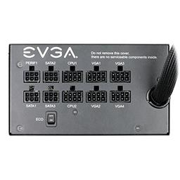 EVGA 210-GQ-0850-V1 850W Certificado 80+ Gold Semi ATX12V / EPS12V