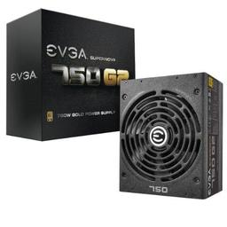 EVGA 220-G2-0750-XR 750W Certificado 80+ Gold Full-Modular ATX12V / EPS12V
