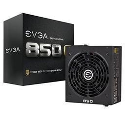 EVGA 220-GS-0850-V1 850W Certificado 80+ Gold Full-Modular ATX12V / EPS12V