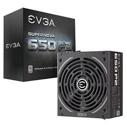 EVGA 220-P2-0650-X1 650W Certificado 80+ Platinum Full-Modular ATX12V / EPS12V