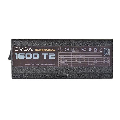 EVGA 220-T2-1600-X1 1600W Certificado 80+ Titanium Full-Modular ATX12V / EPS12V