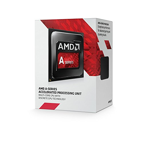 AMD A4-7300 3.8GHz Dual-Core
