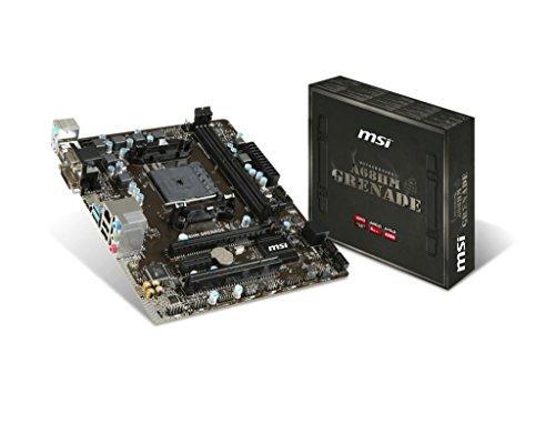 MSI A68HM-GRENADE Micro ATX FM2+