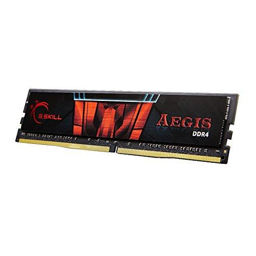 G.Skill Aegis Series 8GB (2x4GB) DDR4-2133