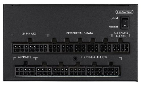 Corsair AX760 760W Certificado 80+ Platinum Full-Modular ATX12V / EPS12V
