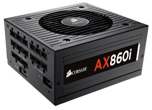 Corsair AX860i 860W Certificado 80+ Platinum Full-Modular ATX12V / EPS12V