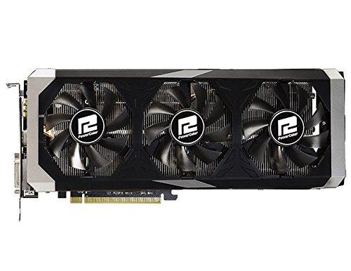 PowerColor Radeon R9 390 8GB PCS+