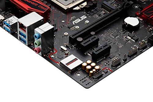 Asus B150M PRO GAMING Micro ATX LGA 1151