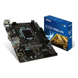 MSI B250M PRO-VH Micro ATX LGA 1151