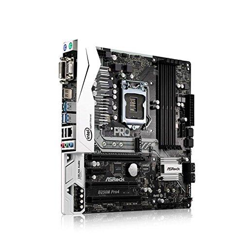 ASRock B250M Pro4 Micro ATX LGA 1151