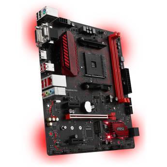 MSI B350M GAMING PRO Micro ATX AM4