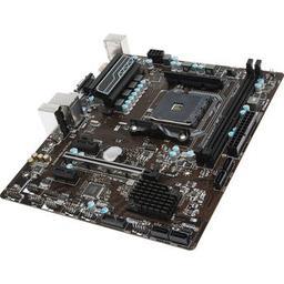 Placa-mãe MSI B350M Pro-VH Plus