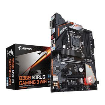 Gigabyte B360 AORUS GAMING 3 ATX LGA 1151