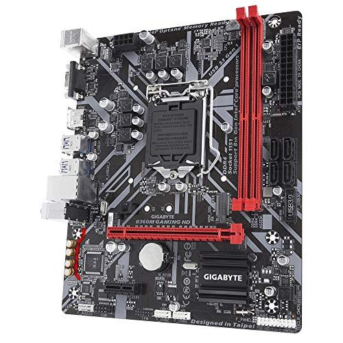 Gigabyte B360M GAMING HD Micro ATX LGA 1151