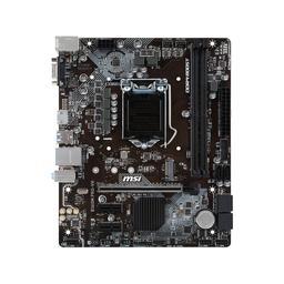 MSI B360M PRO-VH Micro ATX LGA 1151