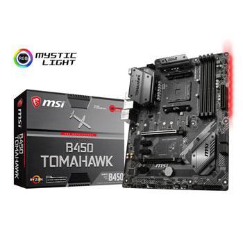 MSI B450 TOMAHAWK ATX AM4