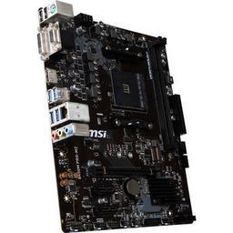 MSI B450M PRO-M2 Micro ATX AM4