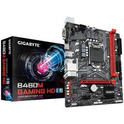 Gigabyte B460M GAMING HD Micro ATX LGA 1200