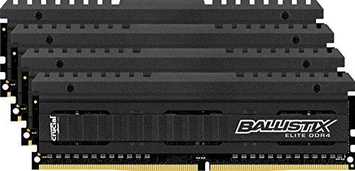Crucial Ballistix Elite 32GB (4x8GB) DDR4-2666