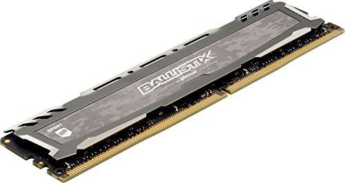 Crucial Ballistix Sport LT 8GB (1x8GB) DDR4-2400