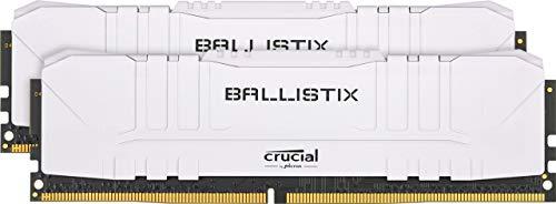 Crucial Ballistix Sport LT Branco 16GB (2x8GB) DDR4-2666