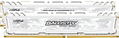 Crucial Ballistix Sport LT 32GB (2x16GB) DDR4-2400