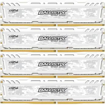 Crucial Ballistix Sport LT 64GB (4x16GB) DDR4-2400