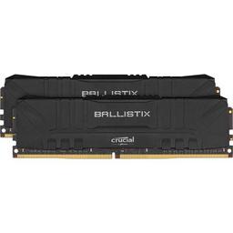 Crucial Ballistix Sport LT Preto 16GB (2x8GB) DDR4-2666