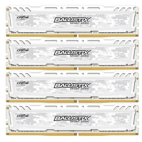Crucial Ballistix Sport LT 32GB (4x8GB) DDR4-2400