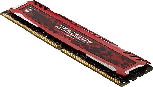 Crucial Ballistix Sport LT 16GB (1x16GB) DDR4-2400