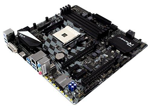 Biostar Racing B350GT3 DDR4 Micro ATX AM4