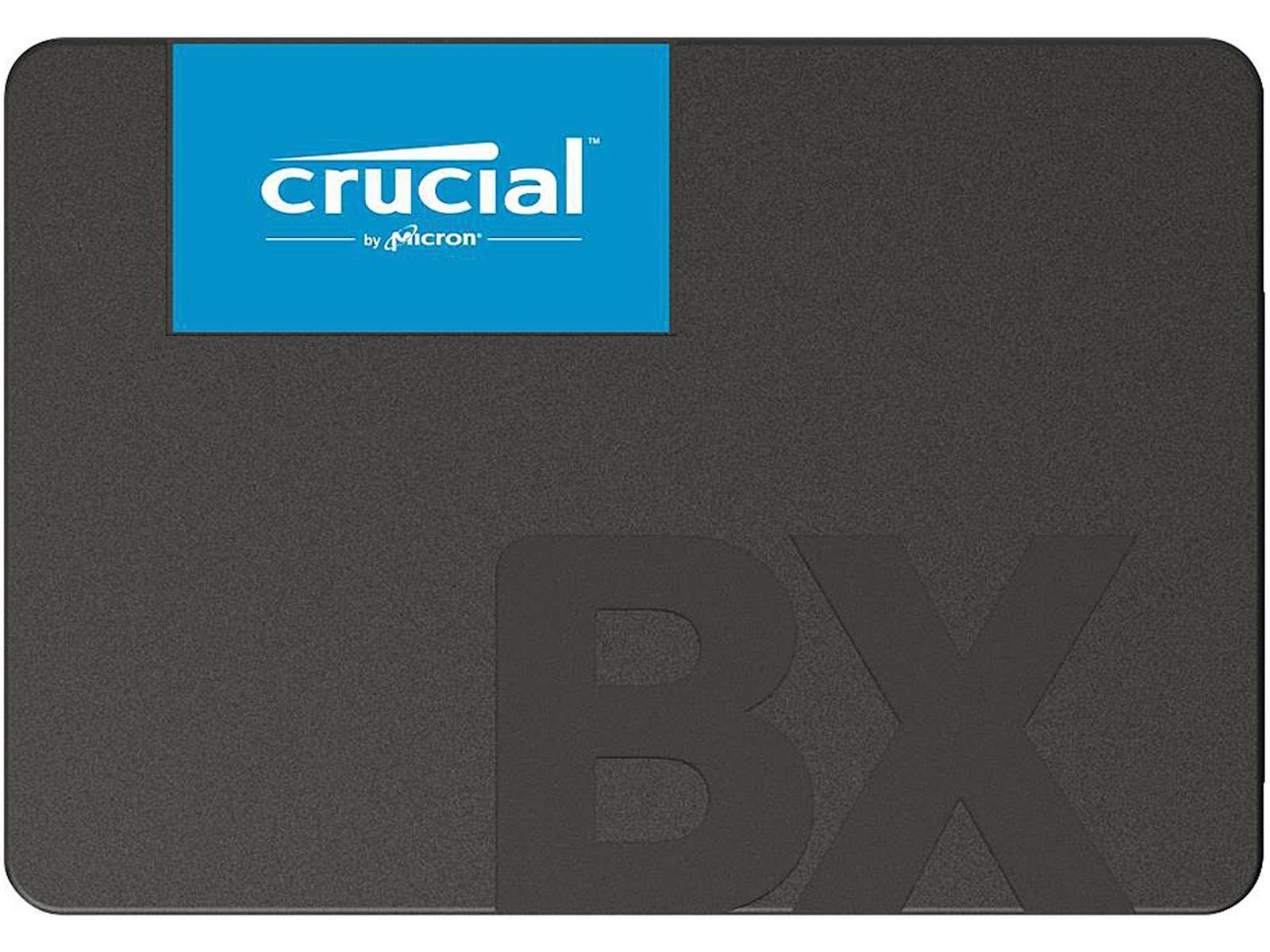 Crucial SSD BX500 2.5