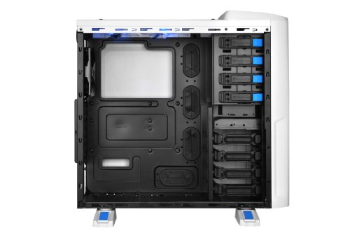Thermaltake Chaser Series A41 SNOW ATX Mid Tower (Preto / Branco)