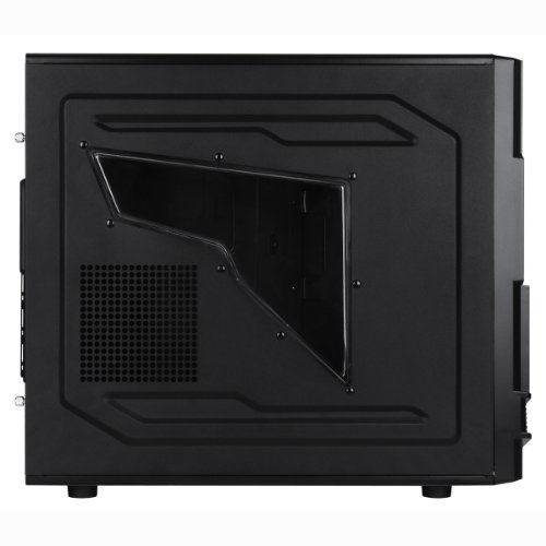 Thermaltake Commander MS-I ATX Mid Tower (Preto)