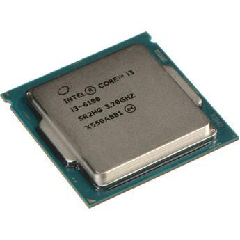 Intel Core i3-6100 3.7GHz Dual-Core